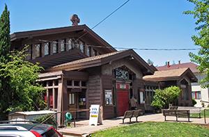 St. John's Presbyterian Church, Berkeley